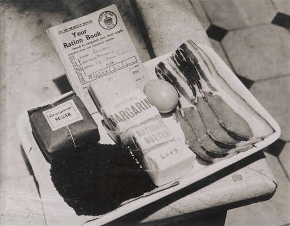 rations for a week in wartime