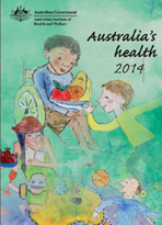 the 14th biennial health report of the Australian Institute of Health and Welfare.