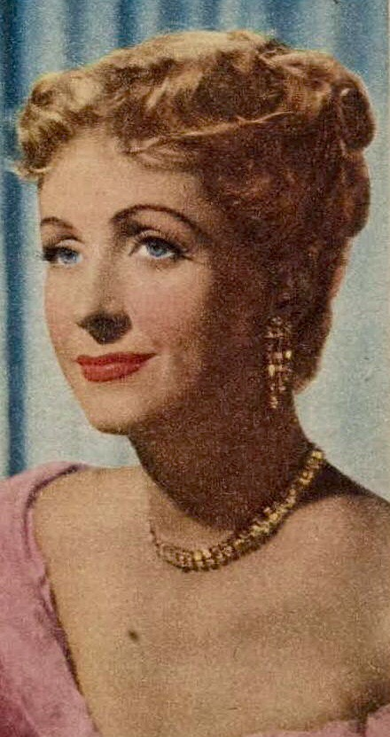 Danielle Darrieux in