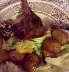 A Christmas Menu & Birthday Dinner with Roast Duck
